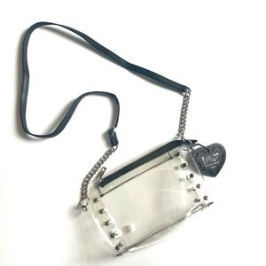 Imoshion Clear Transparent Crossbody Bag